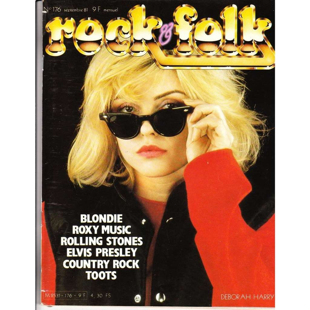 ROCK & FOLK N°176-septembre 1981