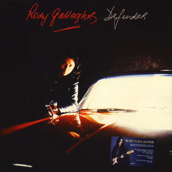 Rory Gallagher Defender (lp)