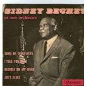 sidney bechet some of these days / i told you once / georgia on my mind / joe's blues (vol 2)