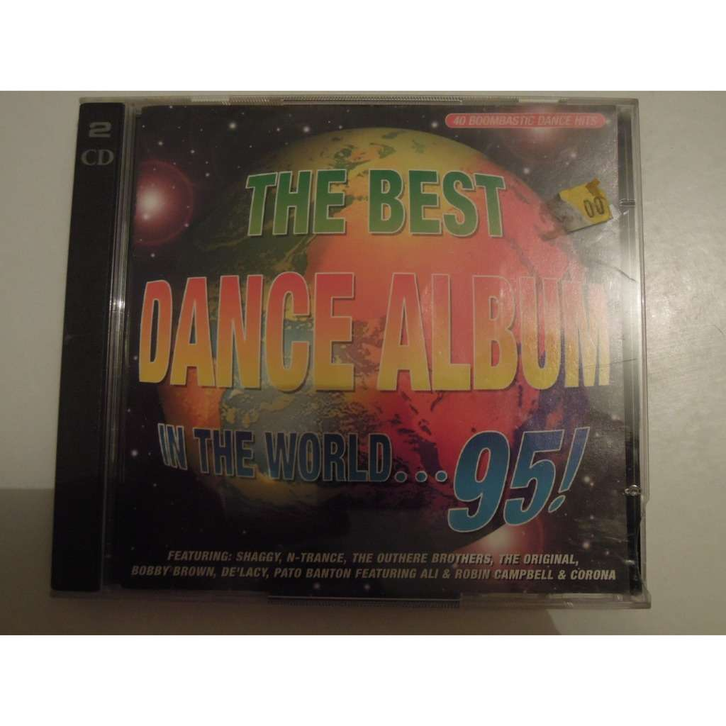 various the best dance album in the world 95