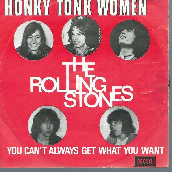 Honky Tonk Women You Can T Always Get What You Want Bel