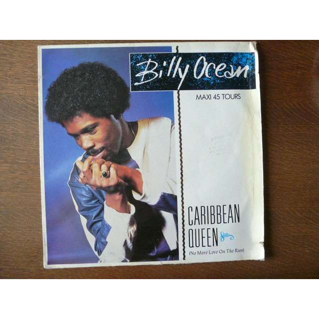Billy Ocean - Caribbean Queen (No More Love On Th Caribbean Queen (No More Love On The Run) (Special Mix)