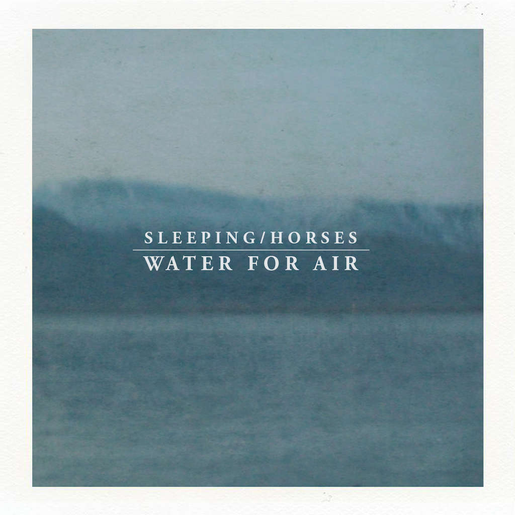Fluttery Records : Sleeping Horses Water for Air - CD