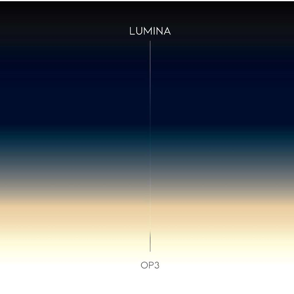 Fluttery Records : OP3 Lumina - CD