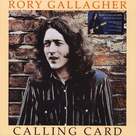 Rory Gallagher Calling Card (lp)