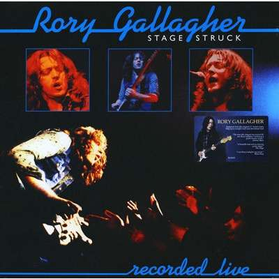 Rory Gallagher Stage Struck (lp)