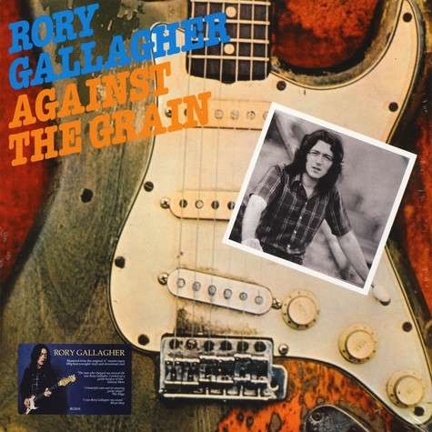 Rory Gallagher Against The Grain (lp)