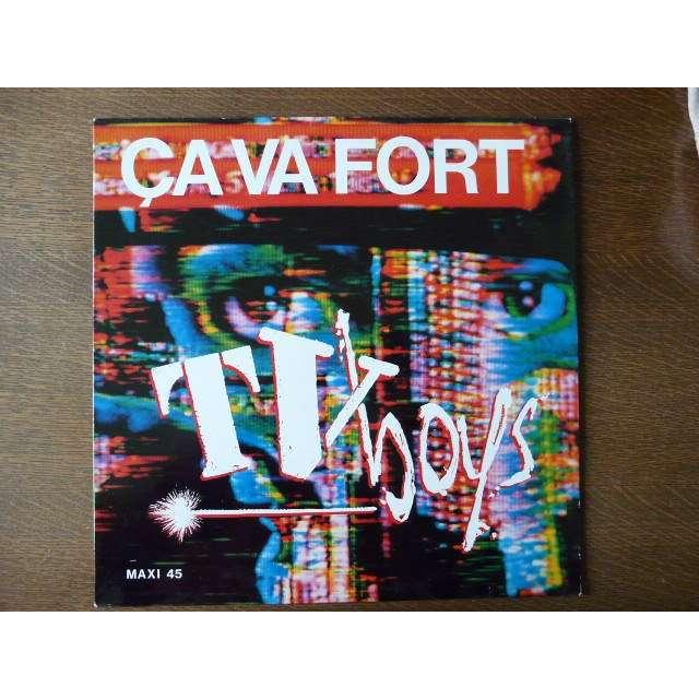 TV BOYS Ca va fort/...(Version longue)/Do it yourself(Instrumental)