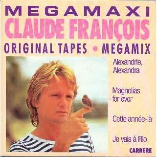 Claude FRANCOIS - MEGAMIXi