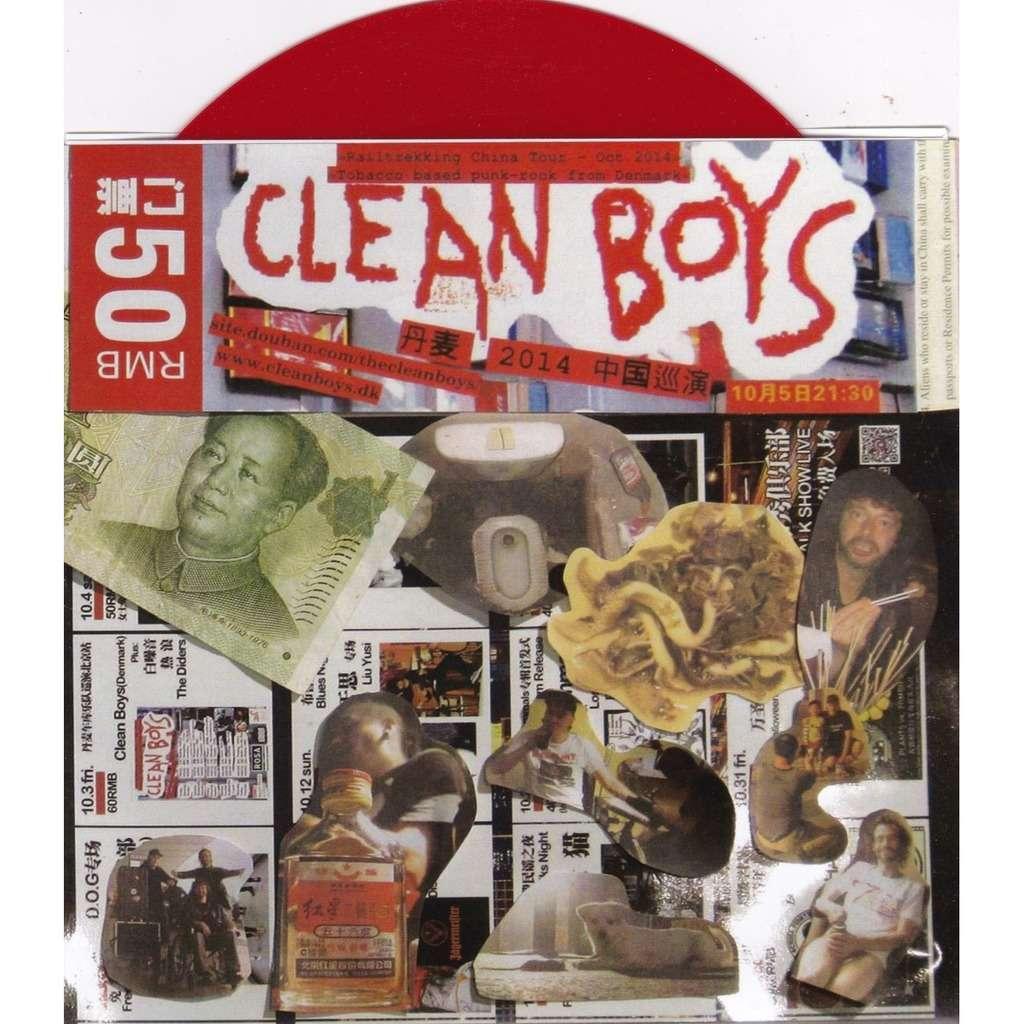 clean boys 50 RMb