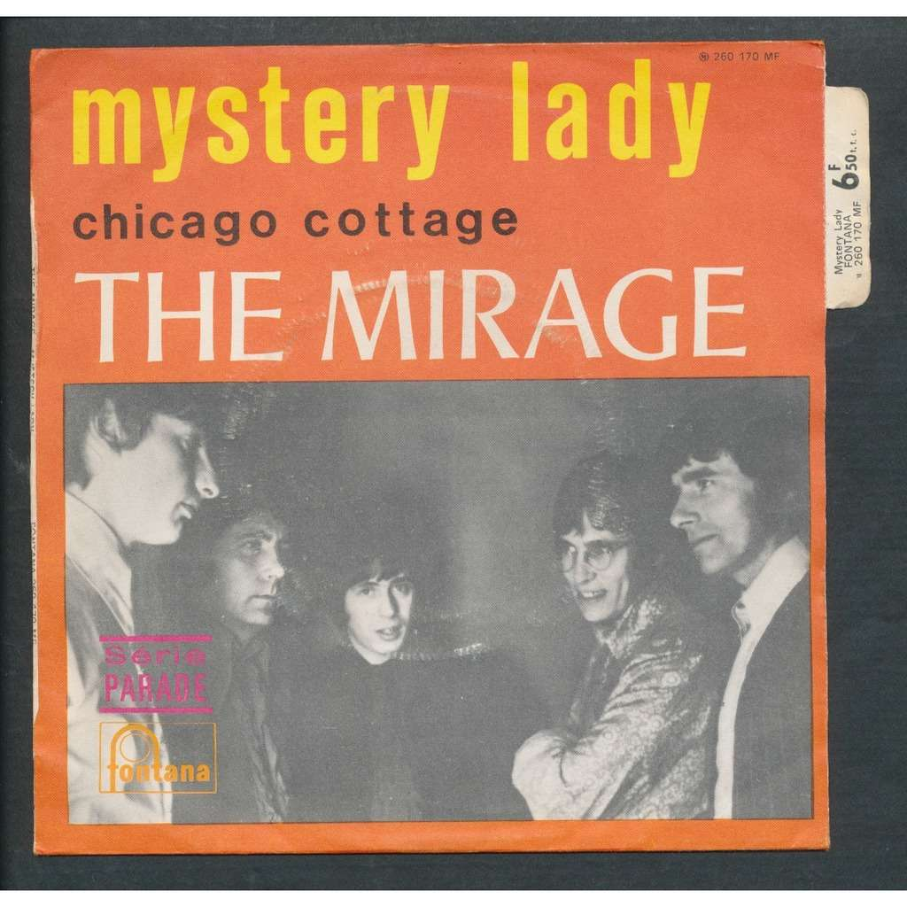 THE MIRAGE mystery lady - chicago cottage