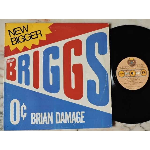 BRIGGS, BRIAN BRIAN DAMAGE