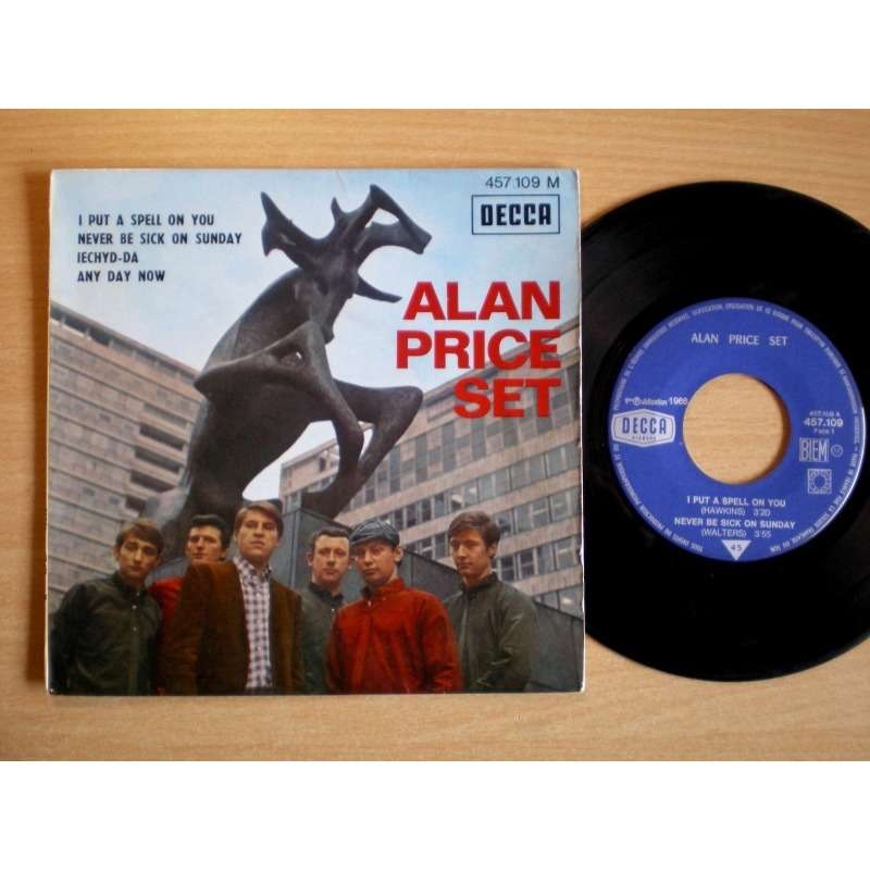 Alan Price Set I Put A Spell On You +3