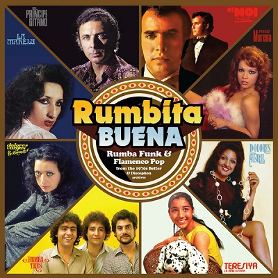 Rumbita Buena (various) Rumba Funk & Flamenco Pop from the 70s