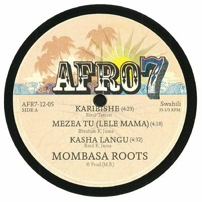 Mombasa Roots karibishe ep