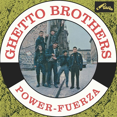 Ghetto Brothers Power - fuerza