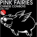 THE PINK FAIRIES - Chinese Cowboys - Live 1987 (2xlp) Ltd Edit Colored Vinyl -U.K - 33T x 2