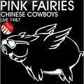 THE PINK FAIRIES - Chinese Cowboys - Live 1987 (2xlp) Ltd Edit Colored Vinyl -U.K - LP x 2