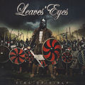 LEAVES' EYES - King Of Kings (lp) Ltd Edit Gatefold Sleeve With Colored Vinyl -E.U - 33T