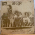 OFEGE - Try & love - LP