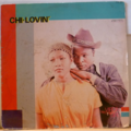 CHI LOVIN - Virgin girl - LP