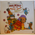 FRED WESLEY & THE HORNY HORNS - a blow for me a toot for you - LP