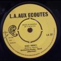 ORCHESTRE PICOBY BAND - Dieu merci / Honton ve zoun - 7inch (SP)