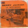 BERRY JACKSON - Osibe jaloux / Mimi emo - 7inch (SP)