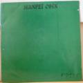 MANFEI OBIN - ABCD / Schoukou - 12 inch 45 rpm