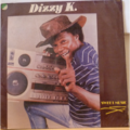 DIZZY K - Sweet music - LP