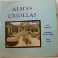 V--A FEAT LOS CRIOLLOS, CONJUNTO TUTANKAMEN - Almas criollas - LP