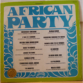 V--A FEAT. AFRICAN TEAM, NICO, KALLE... - African party volume 1 - LP