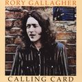 RORY GALLAGHER - Calling Card (lp) - 33T