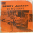 BERRY JACKSON - Osibe jaloux / Mimi emo - 45T (SP 2 titres)