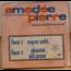 AMEDEE PIERRE - Super zahi / Okasso alli arom - 45T (SP 2 titres)