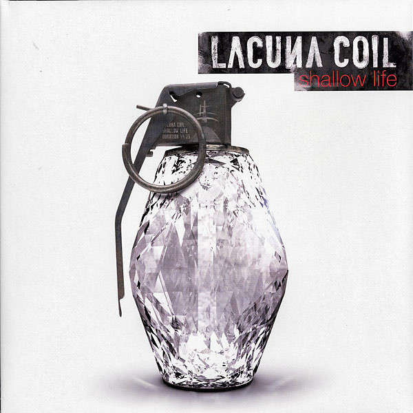 Lacuna Coil Shallow Life (Lp+Cd) Ltd Edit Gatefold Sleeve -Ger