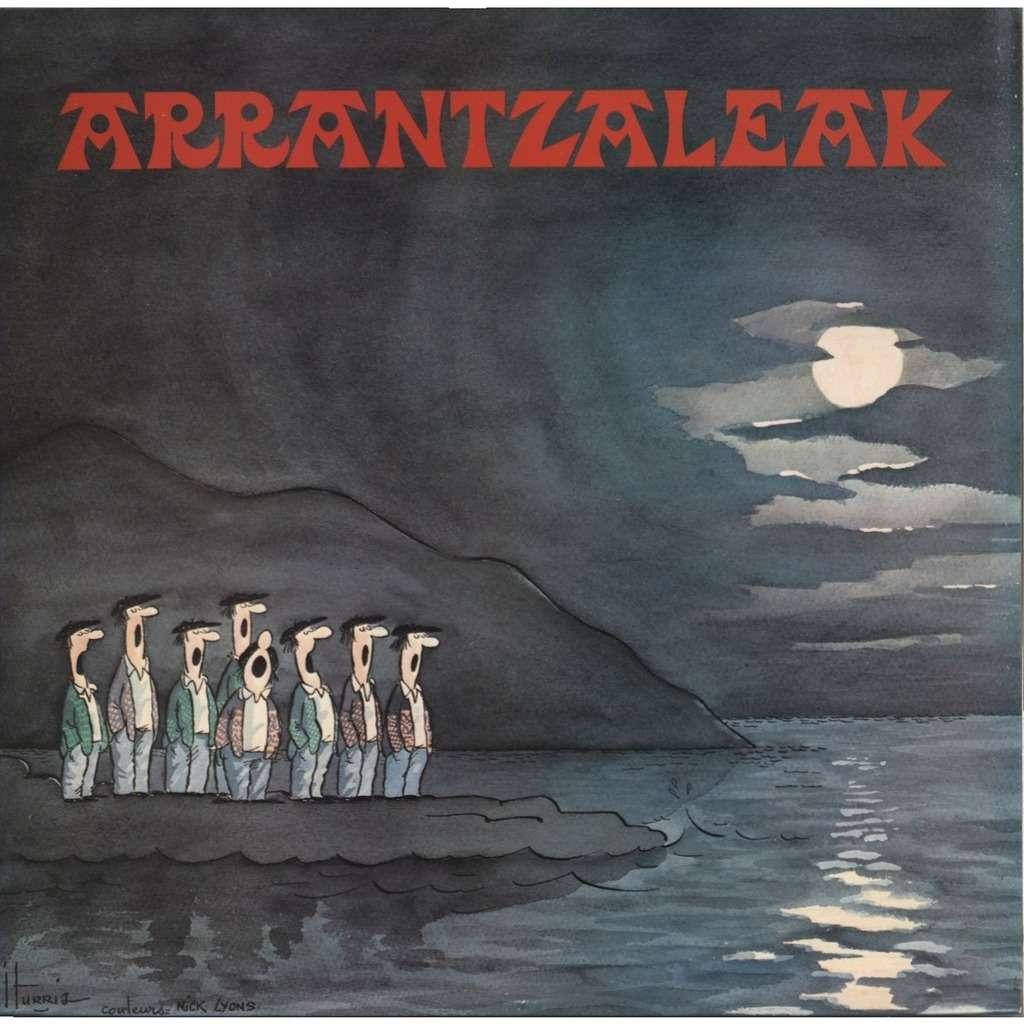ARRANTZALEAK N° 4 (Chamara) + Insert (chanson basque - Euskal kanta)