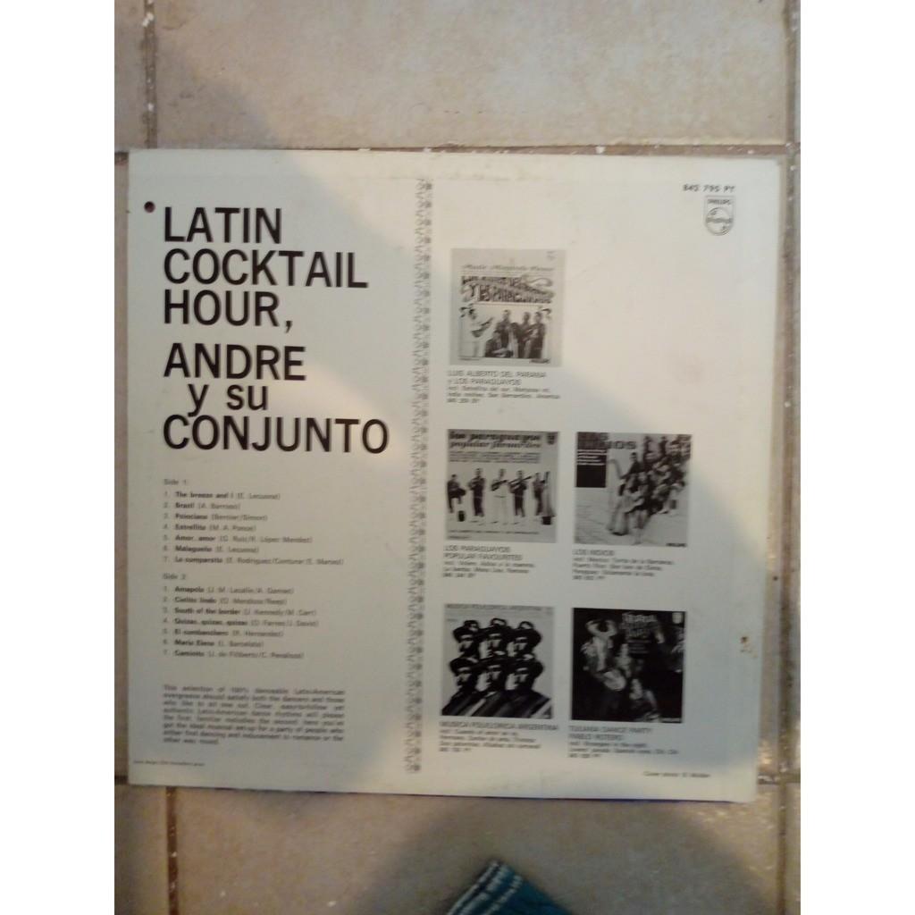 Andre Y Su Conjunto Latin Cocktail Hour