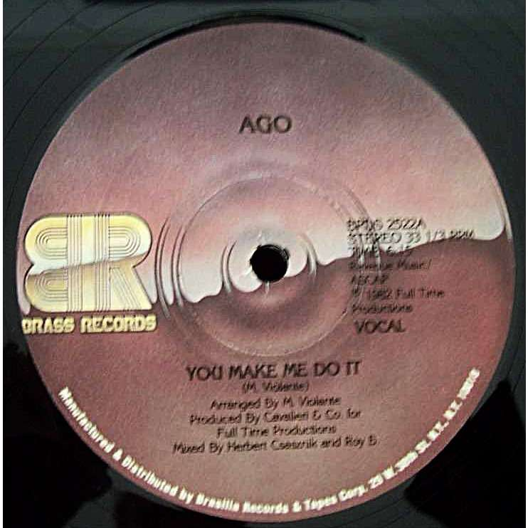 ago you make me do it (us press)