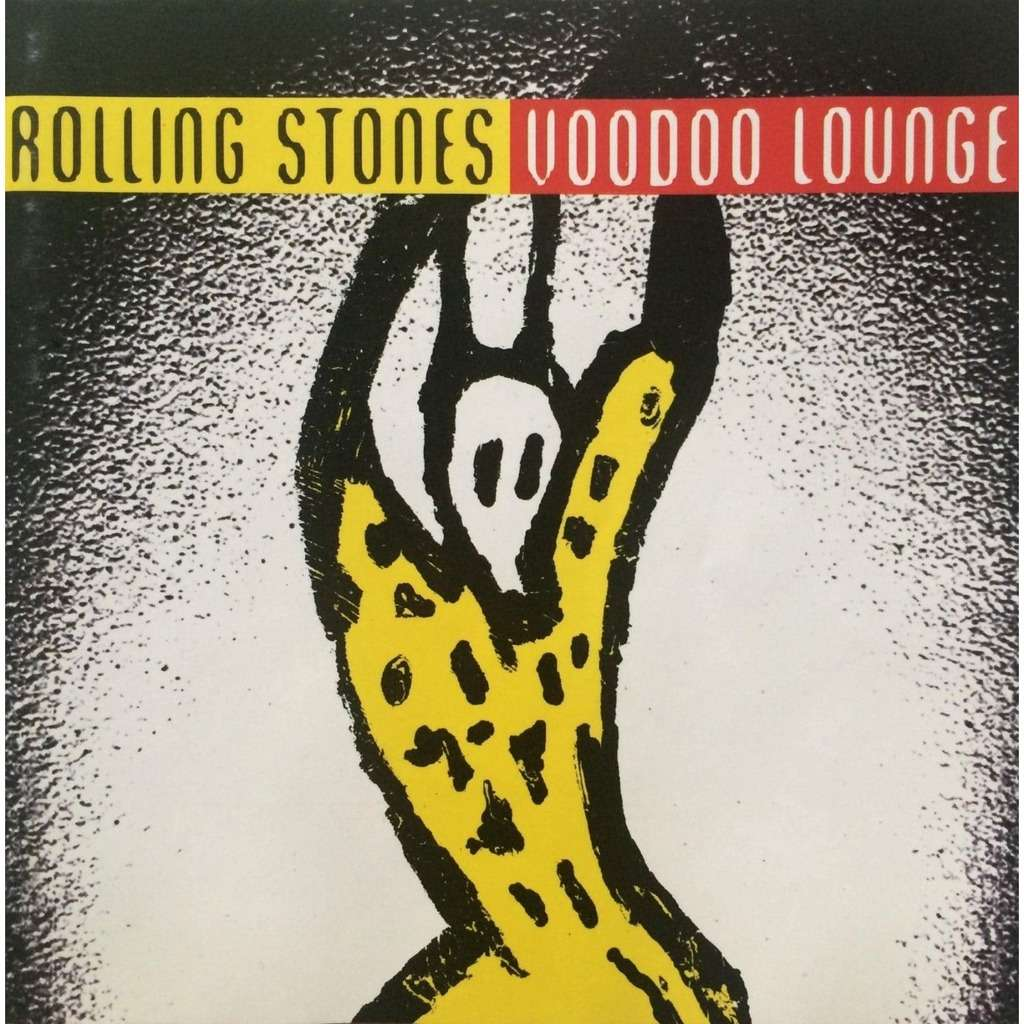 ROLLING STONES - VOODOO LOUNGE (DUTCH PRESSING 1 CD)
