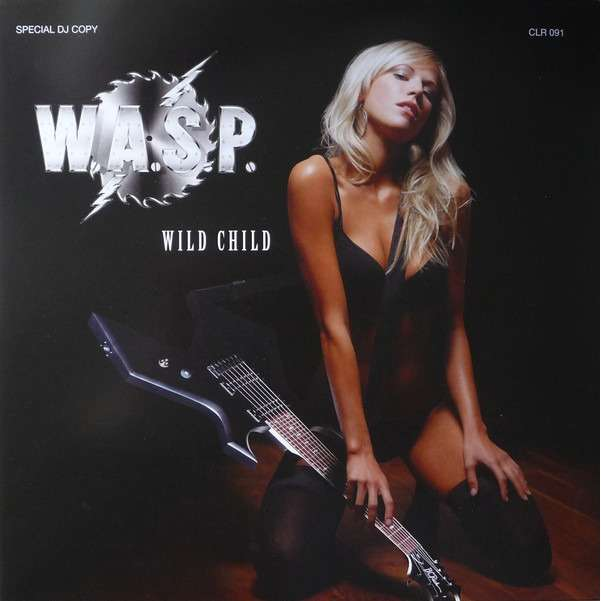 W.A.S.P. Wild Child (lp) Ltd Edit -E.U