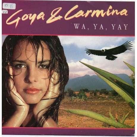 francis goya & carmina wa ya yay / gaivoto
