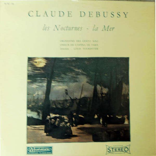 louis fourestier Debussy : La mer