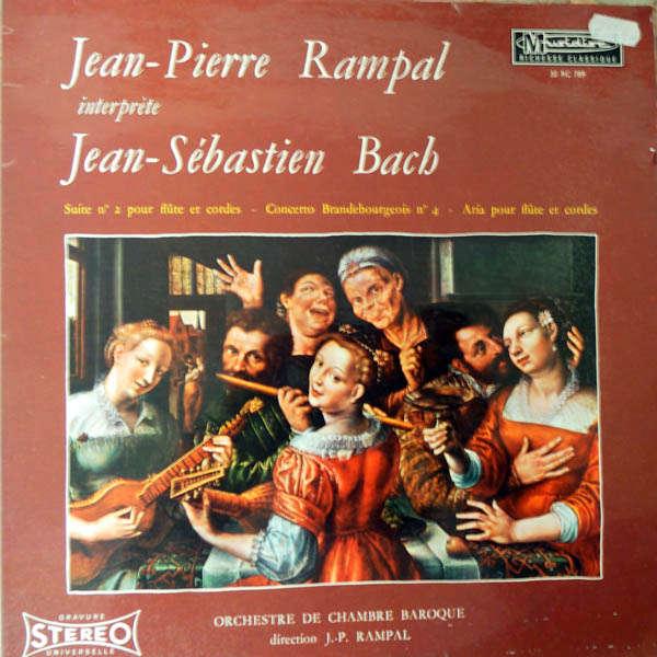 Jean-Pierre Rampal J.S.Bach