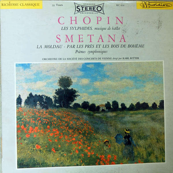 Karl Ritter Chopin - Smetana
