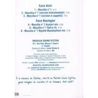 MASSILIA SOUND SYSTEM MASSILIA N°1 ( VINYLE BLANC ) / face aïoli et face boulegan