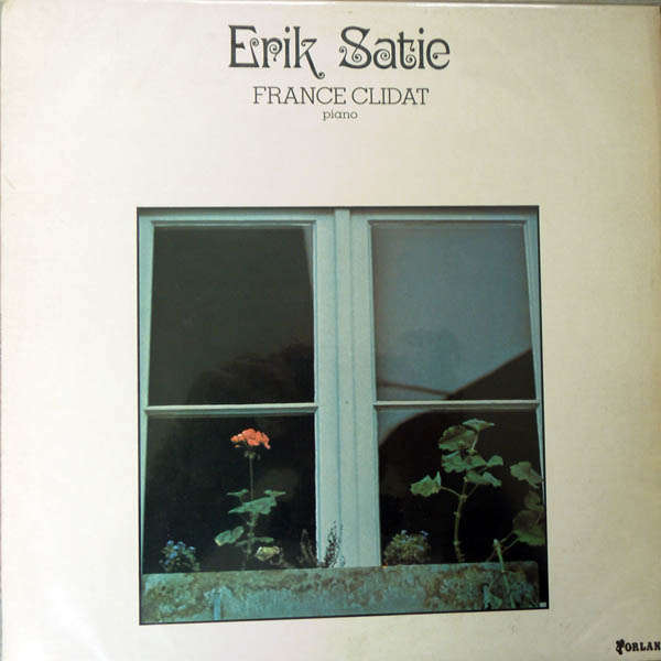 france clidat Erik Satie