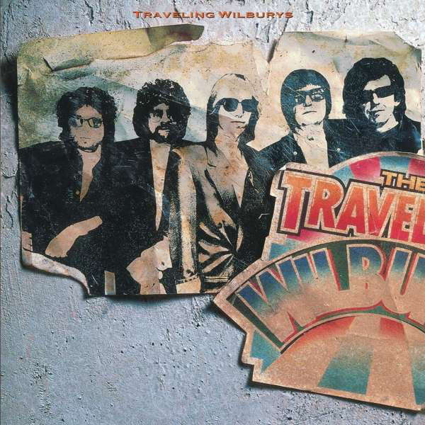 Traveling Wilburys Volume One, 2007, 180g, with hype