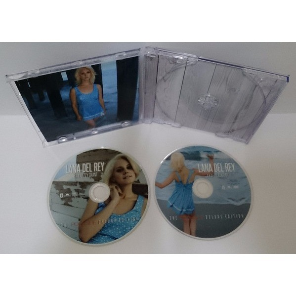lana del rey A.K.A. Lizzy Grant : The Poolside Deluxe Edition (Brazil release 2017)
