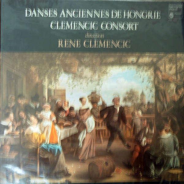 clemencic consort Danses anciennes de Hongrie